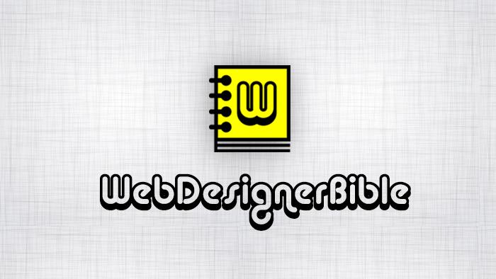 Web Designer Bible